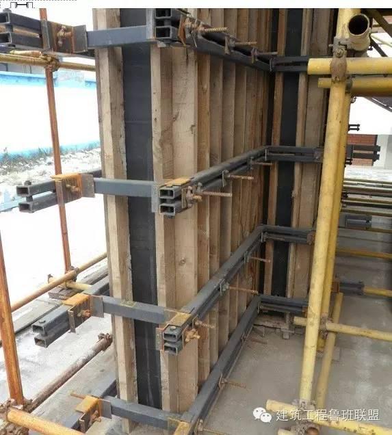 如此齐全的标准化土建施工(模板、钢筋、混凝土、砌筑)现场看看_11