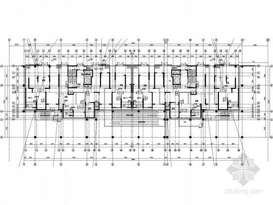 [江苏]高层住宅天然气管道系统设计施工图