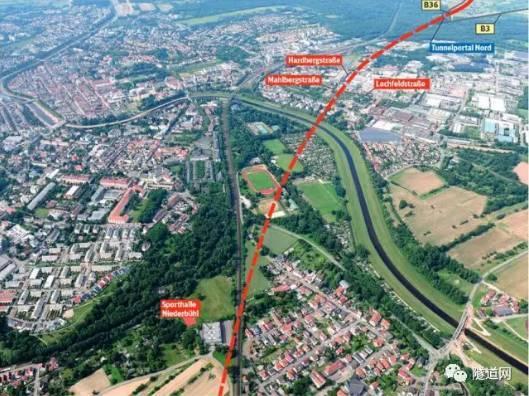 德国莱茵河谷铁路隧道工程发生坍塌事故