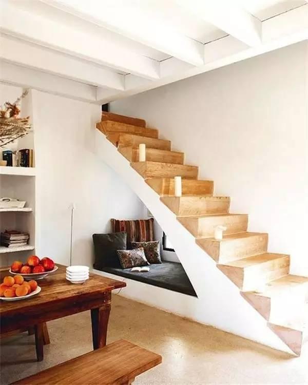 家里再小,都能装个楼梯_27