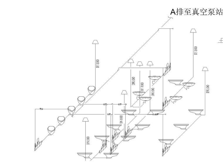 [广州]珠江新城核心商务区超高层(432m)综合体给排水消防全套图纸(标志性建筑,含详细设计说明书)