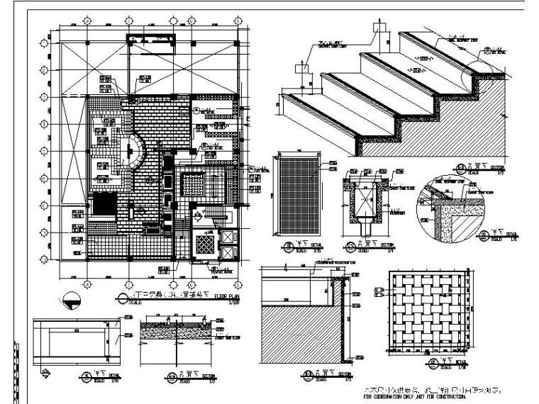 [山西]全套详细的酒店设计施工图(含效果图)_1