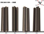 [深圳]某知名地产商高层住宅楼设计方案模板(带CAD图纸)