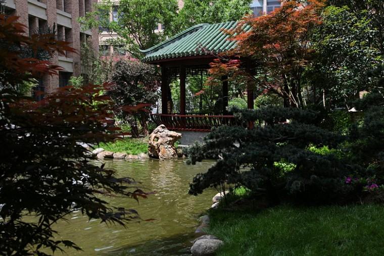 南京御豪温泉国际酒店景观