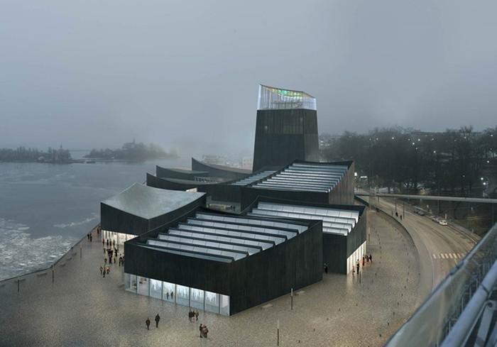 """赫尔辛基古根海姆博物馆计划正式宣布""""流产"""""""
