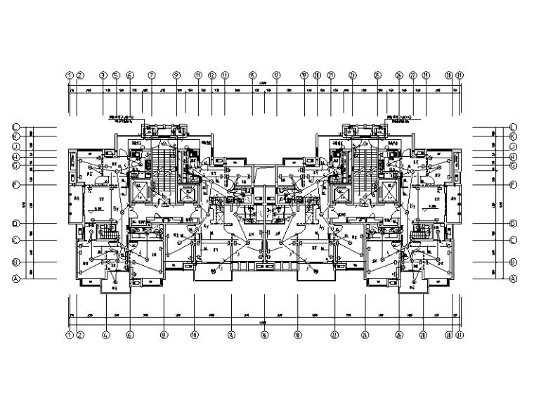 浙江广场商业综合体建筑施工图
