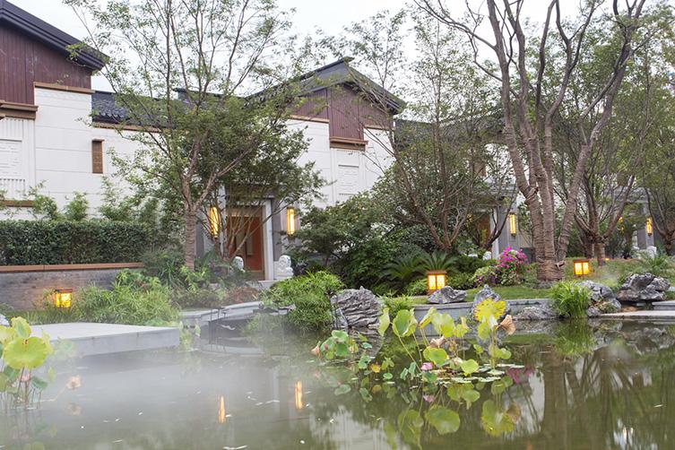 [分享]南京泰禾院子別墅景觀