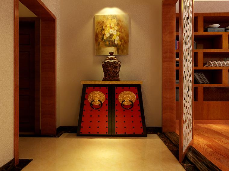 小区房室内设计_2