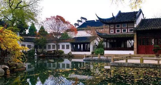 中式庭院·美在诗里_12