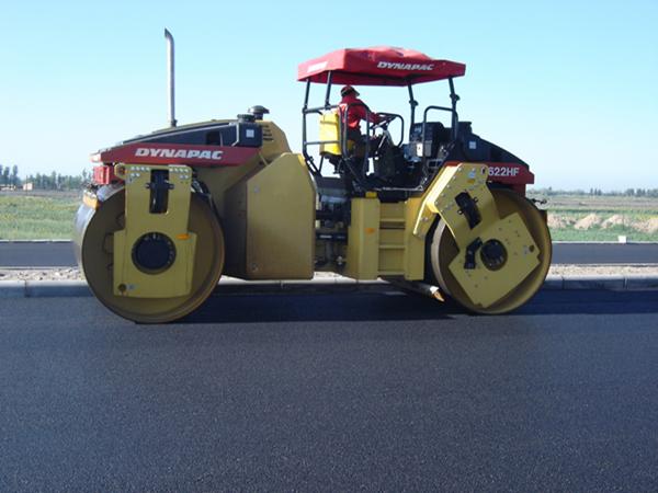 [QC]提高沥青路面压实度的合格率资料