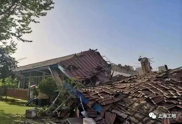 惊!咸阳碧桂园项目施工致附近幼儿园教室倒塌幼儿停课!