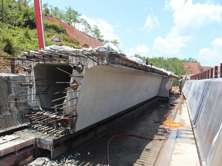 公路市政桥梁箱梁预制施工专项方案