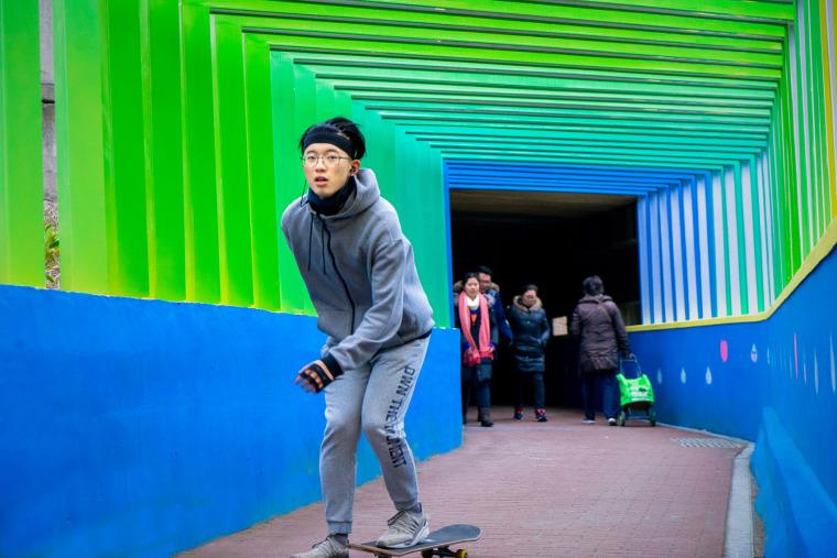 上海金地格林世界社区彩虹通道-003-rainbow-channel-in-jindi-green-world-community-china-by-antao-aha-group