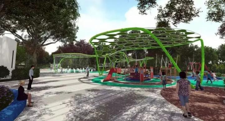 儿童景观|你需要知道的幼儿园景观设计法宝!(附相关资料)_17