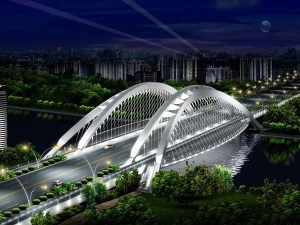 预应力混凝土连续梁桥设计毕业设计答辩PPT