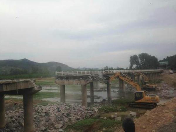 危桥改造工程施工组织设计