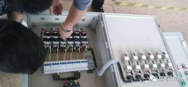 配电箱柜加工资料下载-配电箱的安装要求