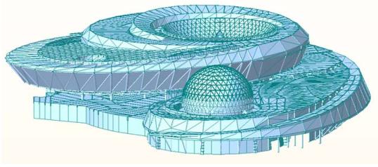 上海天文馆结构设计_7