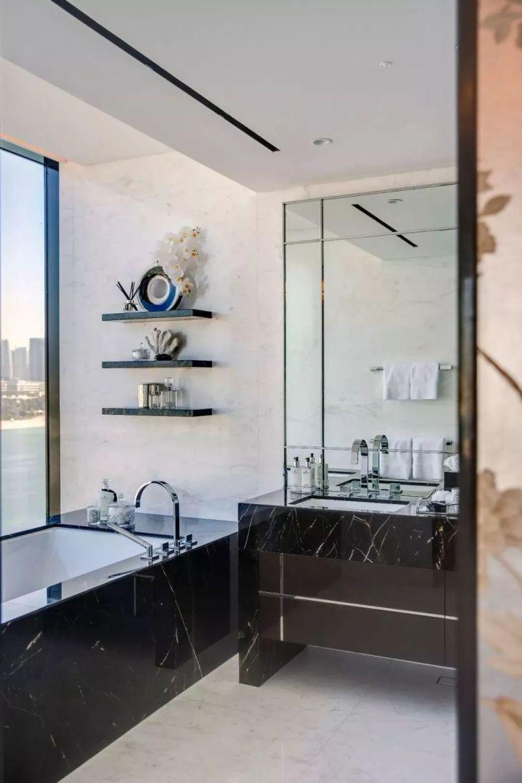 """迪拜造了""""天空中的别墅"""",最小户型300平米,顶层复式卖3.4亿_37"""