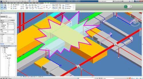 BIM技术应用于超高层机电安装工程,案例剖析!_19