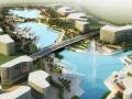 某新城中央商务区景观概念设计文本PDF(121页)