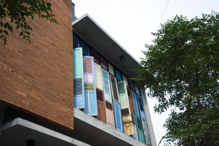 印尼GrahaLakon办公建筑-2