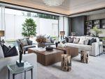 28个新中式豪华客厅设计案例