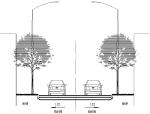 [四川]飞鸽路道路提质改造工程施工图设计