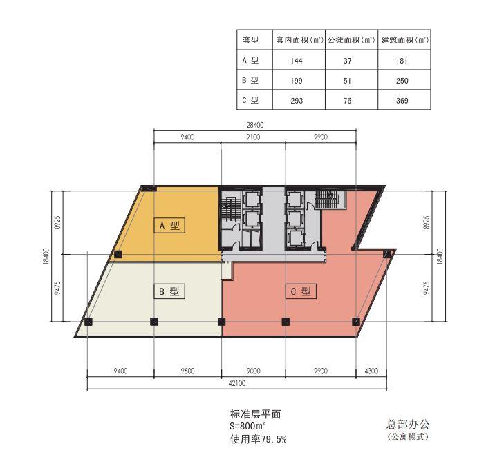 番禺基盛高层商业中心建筑规划设计方案文本(JPG+CAD+PDF)_13
