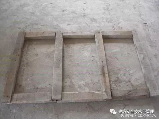 工地废旧木方、模板不要卖了!这样制作定型脚手板省钱又安全_4