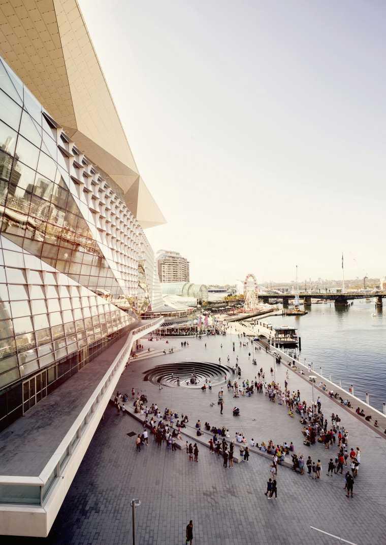 悉尼达令港公共空间-5