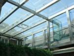穹型玻璃采光顶、长连廊玻璃顶采光顶、双坡采光顶工程设计说明