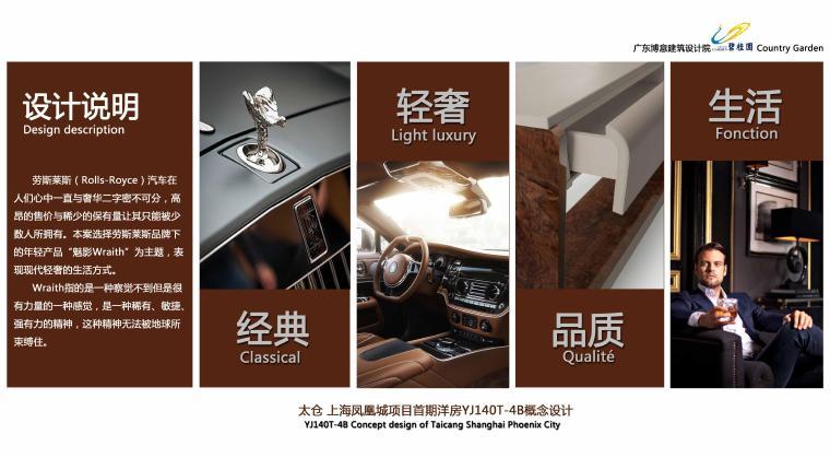 [太仓]某知名地产上海凤凰城首期现代轻奢风洋房软装设计方案