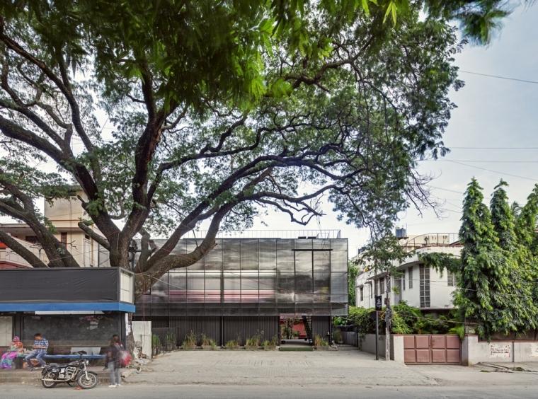 Bangalore庭院,印度/M9DesignStudio_3