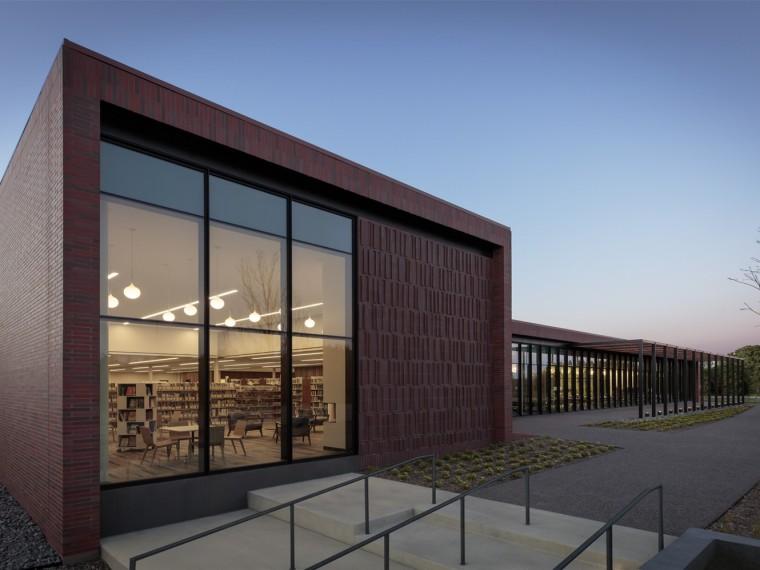 美国拉姆西镇公共图书馆
