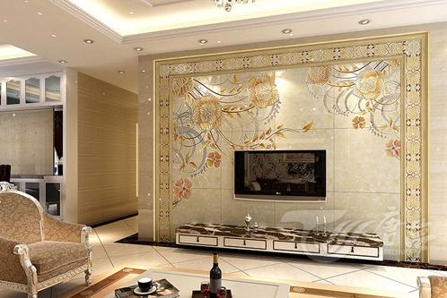 了解艺术瓷砖背景墙设计风格和注意事项