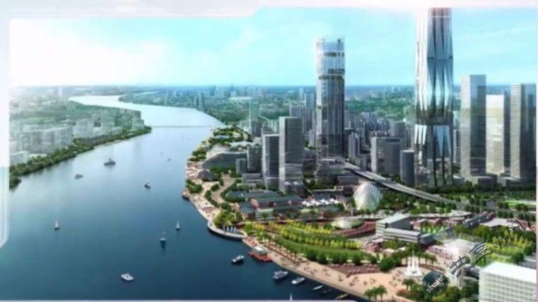 广州金融区地下空间配套设施BIM技术应用汇报
