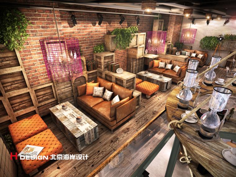 归本主义设计作品——上海忆咖啡设计方案_6