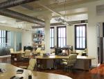工业风格办公室3D模型下载