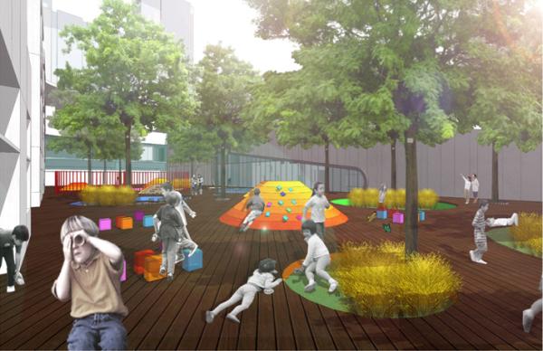 北京高档小区景观设计方案资料下载-[北京]复合生态幼儿园景观设计方案(2016最新独家)