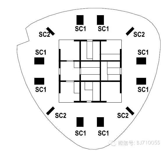 巨柱简介--天津高银117大厦巨柱应用_4