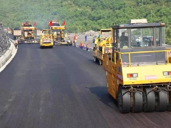 沥青路面的施工工艺