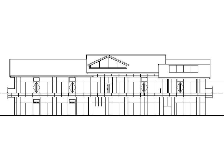 [四川]成都太古里商业街区全套施工图纸