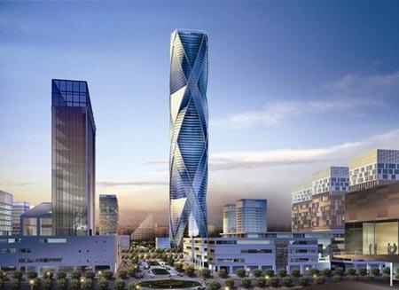 大连68层超高层建筑暖通空调系统设计