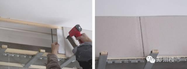 死磕装修隐蔽工程:吊顶和石膏板隔断墙怎么做才算规范?_12