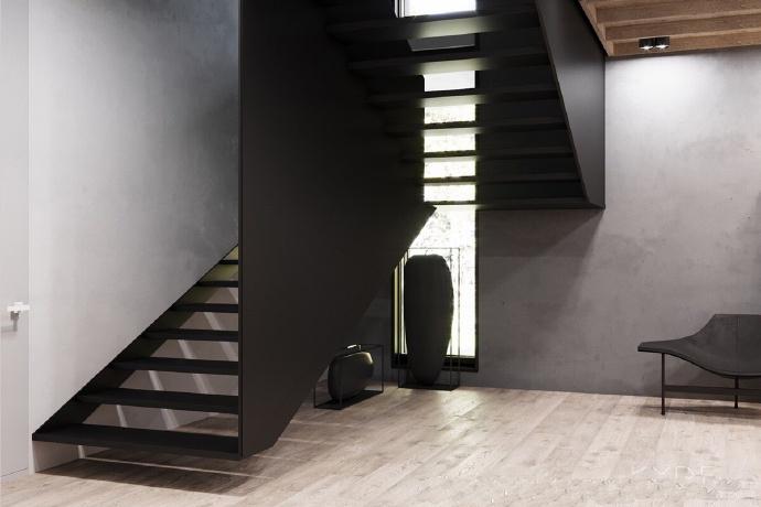 空间感、色彩感十足的室内设计作品-806f6a3fgy1fgspmxy3vjj20xc0m8n1k.jpg