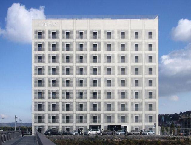 德国斯图尔特城市图书馆第8张图片