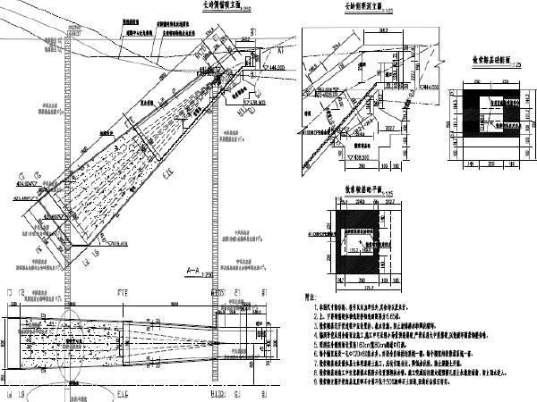 米桥梁设计图专题 2019年米桥梁设计图资料下载