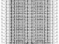 [上海]高层塔式住宅建筑施工图(含SU及结构专业内审资料)