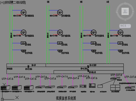 [广东]26层(地下3层)框剪集体宿舍视频监控系统工程量清单(图纸_6